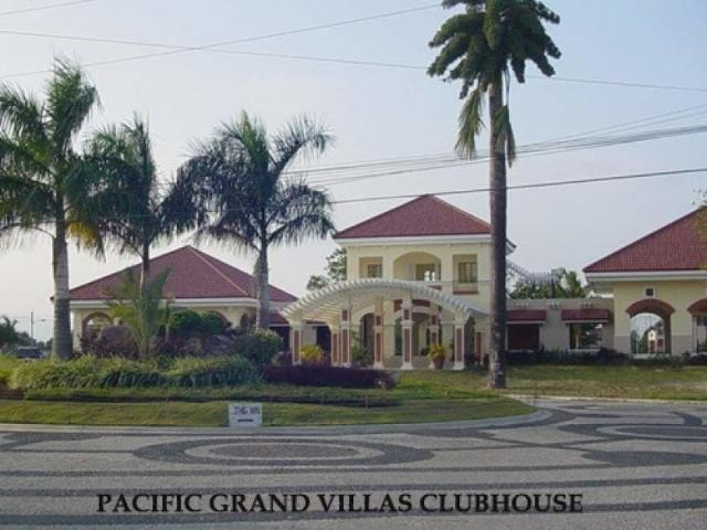 Lot Only In Pacific Grand Villas