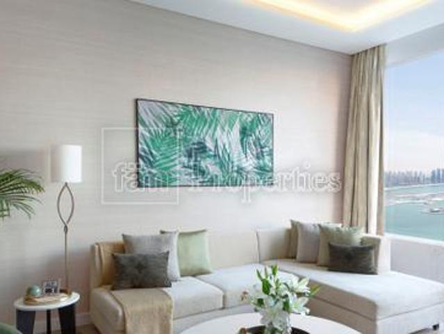 Glamourous Views Luxurious 1br Palm Tower