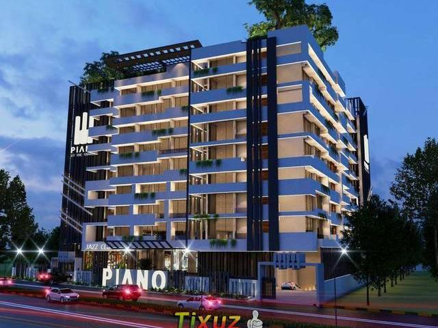 Luxurious Two Bed Apartment In The Piano By Grande With Maid Room