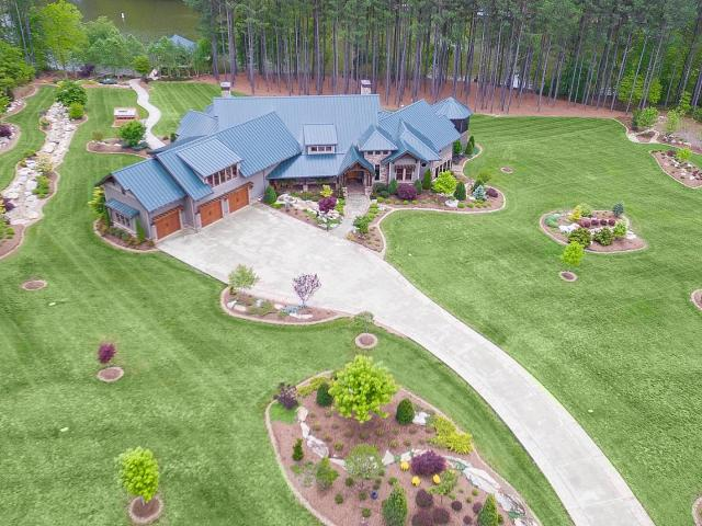 Luxury 4 Room Detached House For Sale In 112 White Fawn Circle, Granite Falls, North Carolina