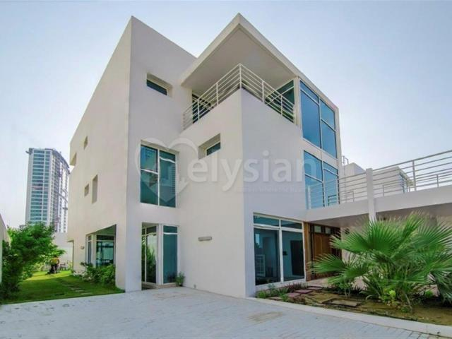 Luxury 4b/r+m Acacia Avenue Town House For Sale Aed 9,500,000