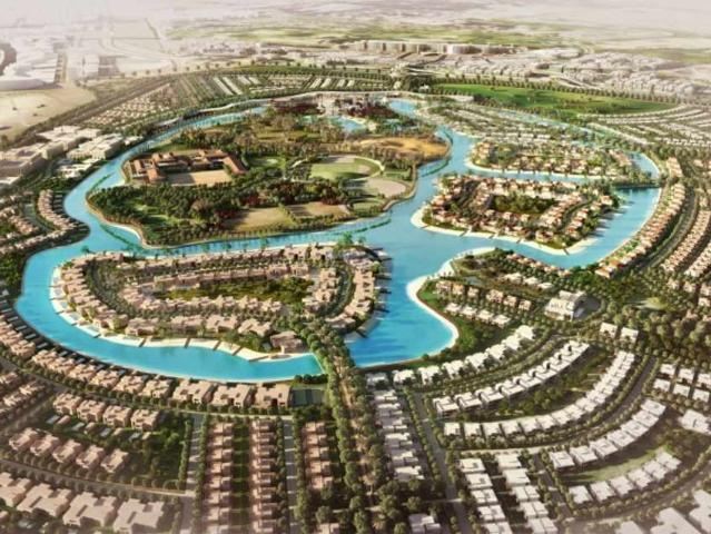 Luxury 5br Ready To Move In Villas For Sale In Meydan Sobha. District On