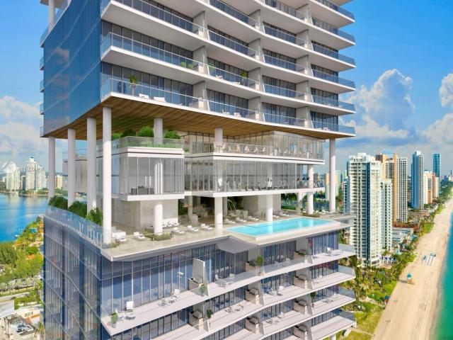 Luxury Apartment Complex For Rent In Sunny Isles Beach, United States