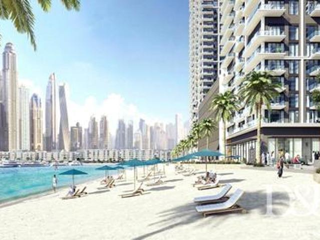 Luxury Beach Living | Dld Waiver | New Launched