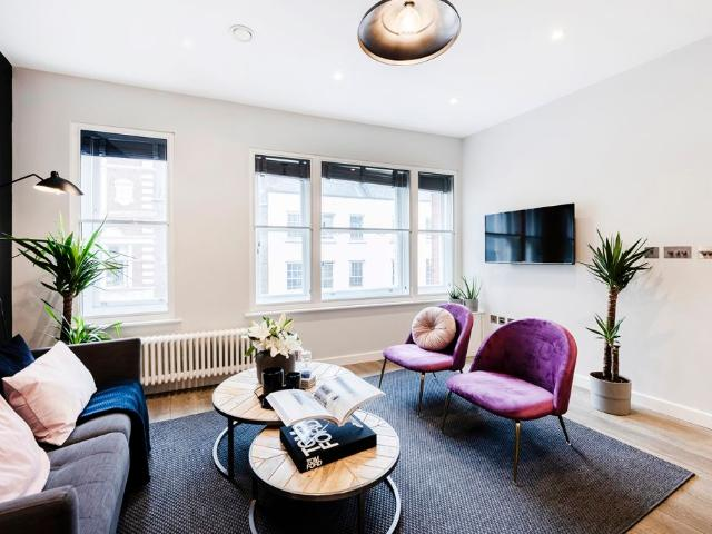 Luxury Boutique One Bed Leicester Square Chinatown