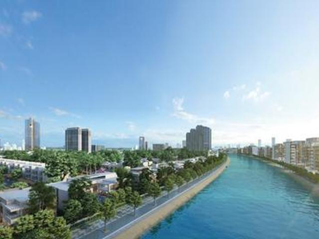 Luxury Forest Villas In Waterfront Community | Completing Soon