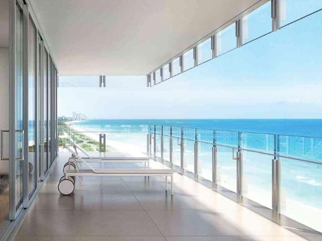 Luxury Penthouse For Sale In 9011 Collins Avenue, Surfside, Fl 33154, Surfside, Miami Dade...