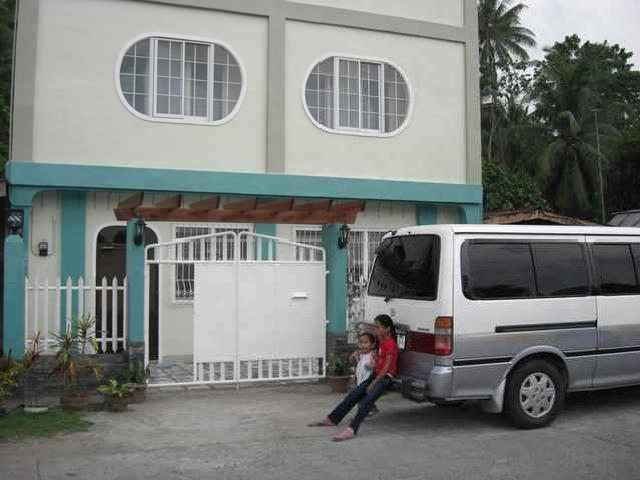 Mabini, House And Lot For Sale!cheap!