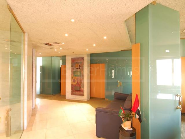 Mafco Building | Premium Office Space Furnished| Auh Aed 175,000