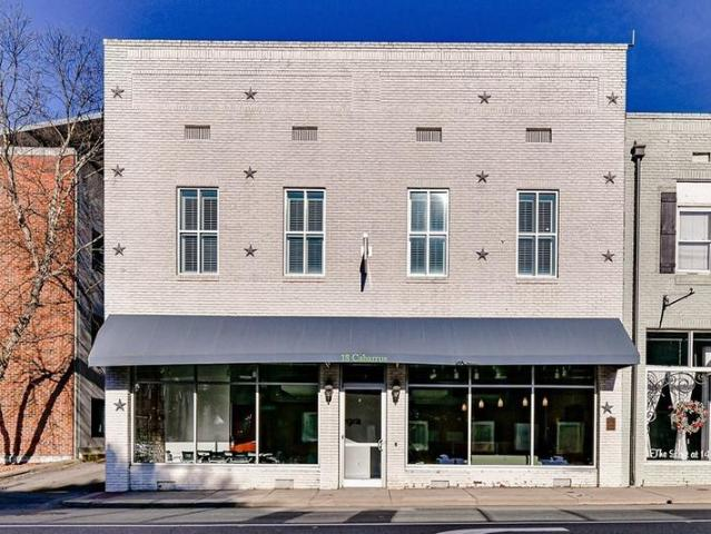 Magnificently Restored Commercial Building