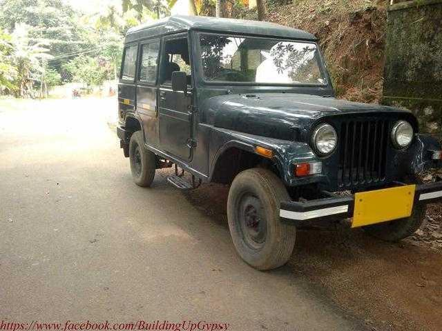 Mahindra Jeep In Kerala Used Mahindra Commander Jeep Kerala