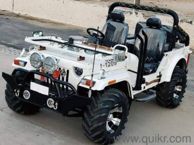 Jeep In Lucknow Used Jonga Jeep Lucknow Mitula Cars