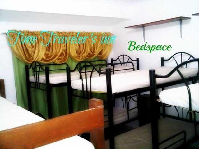 Male Bedspace For Rent