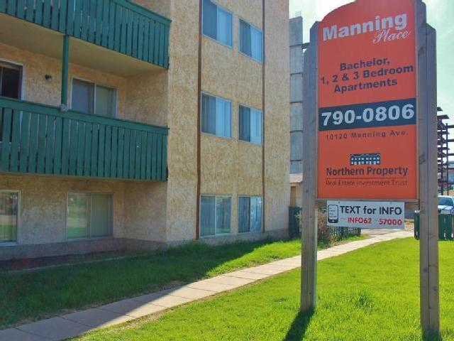 Manning Place 1 Bedroom Apartment For Rent