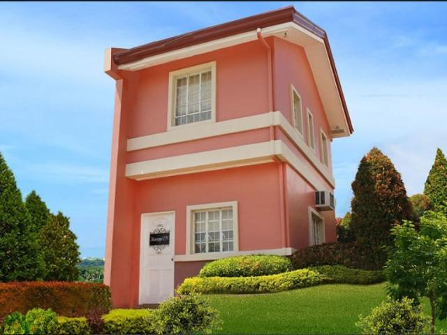 Mariana Uh 2 Storey House For Sale At Camella Trece!