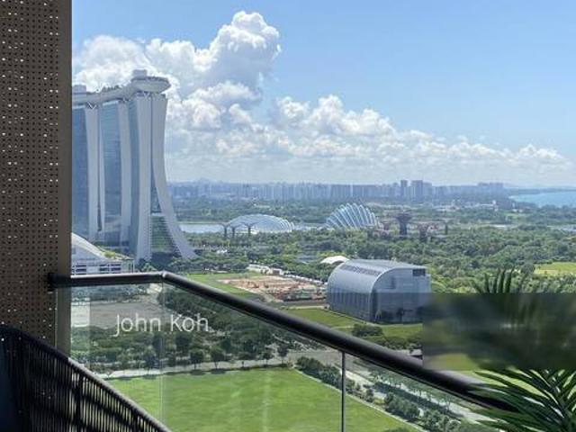 Marina One Residences D1 Apartment For Sale