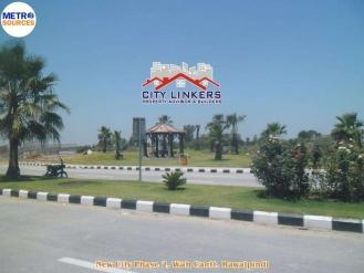 Marla Ideal Location Plots Available In {new City Phase 2 Wah