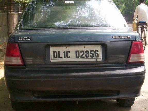 Maruti 1000. Best photos and information of model.