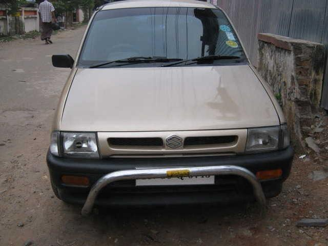 Maruti zen with lpg approved kit longas italy for sale in chennai