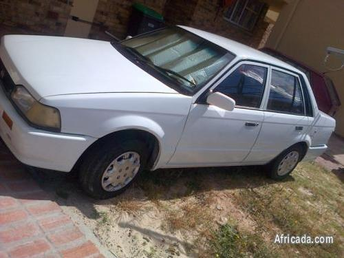 Currently 1 Mazda 323 For Sale In Fish Hoek Mitula Cars