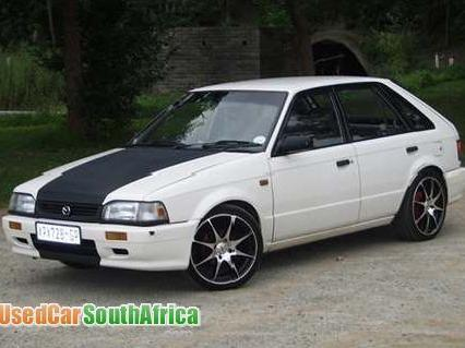 currently 10 mazda 323 for sale in springs - mitula cars