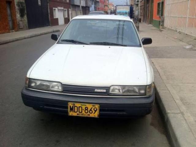 Mazda 626 1993 se vende o se permuta mazda 626 modelo 1993