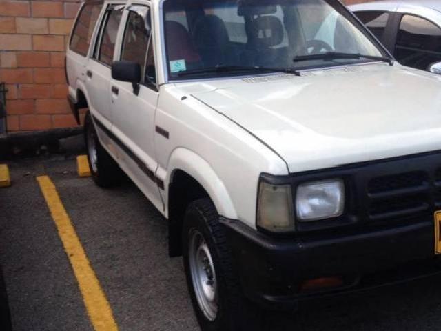 Mazda b 2200 1989 mazda b2000
