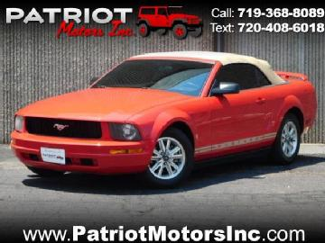 Ford Mustang Convertible - used ford mustang convertible
