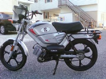 2007 tomos lx moped