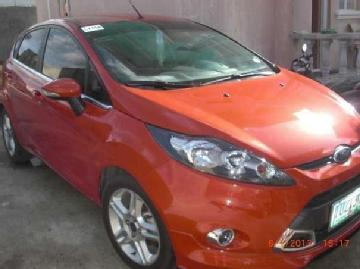 2012 ford fiesta 1 6 sport 5 dr php760k all in