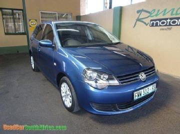 Volkswagen Polo C Used Volkswagen Polo C Blue Automatic Mitula Cars
