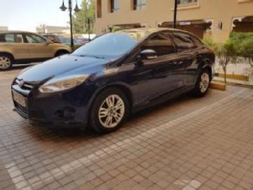 2013 ford focus trend lady driven
