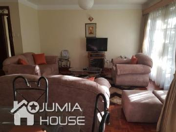 2 Bedroom Furnished Apartment On Riara Road