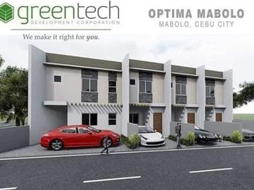 2 Storey Townhouse For Sale In Mabolo Cebu With 3 Bedroom, 2 Toilet & Bath 3990667