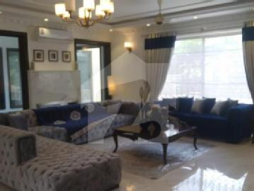 7 Bed With Basement Fully Furnished 2 Kanal Brand New House