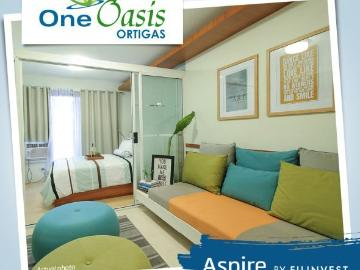 Affordable 2br Unit In One Oasis Ortigas 5370371