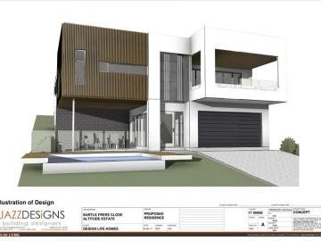 Contemporary Dual Living 6 Bedroom Package