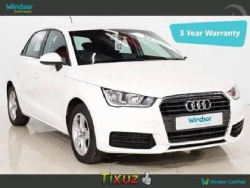 Audi A1 2017 Petrol Used For