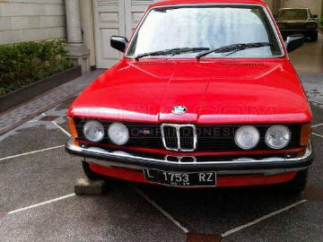 Wts Red M40 318 I 2 Doors 1988