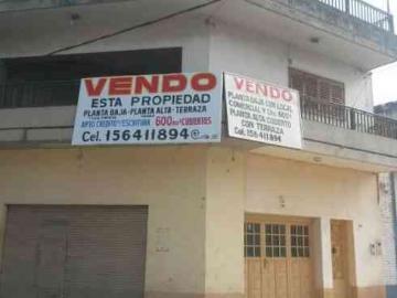 Casa 2 Plantas En Esquina C/ Local Comercial En Lavalle 3.302