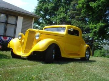 Chevrolet - used chevrolet 3 window coupe 1934 - Mitula Cars