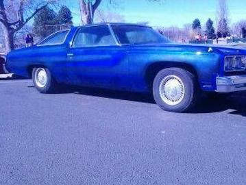 Used caprice classic donk Cars - Mitula Cars