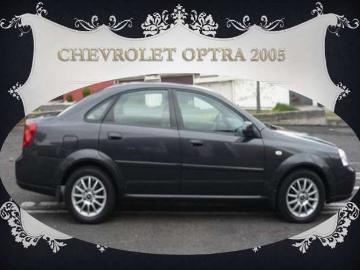 Vendo Chevrolet Optra 2005 Full !