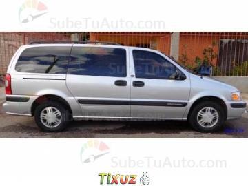 Chevrolet Venture Chevrolet Venture Caja Automatica Usados