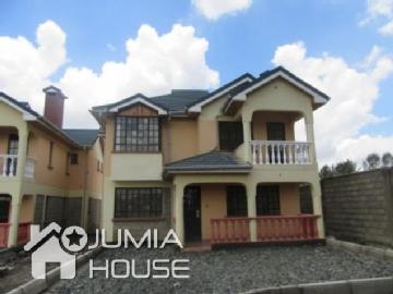 Houses open plan kitchen gated community ngong kajiado - houses in