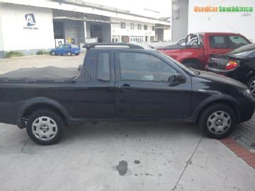 Currently 4 Fiat Strada for sale in Durban - Mitula Cars