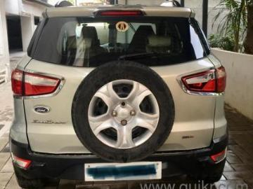 9 Used Ford Ecosport Cars In Kerala Second Hand Ford Ecosport Cars For Sale Quikrcars