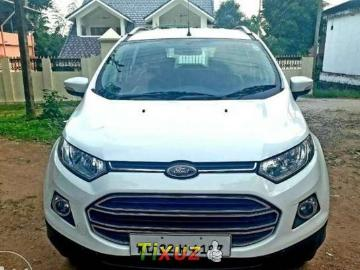 Ford Ecosport In Kerala Used Ford Ecosport White Kerala Mitula Cars