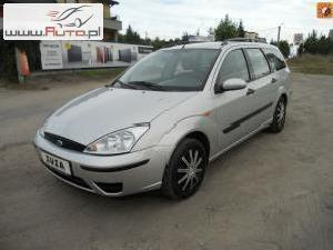 Ford focus 2001 benzyna ford focus kombi