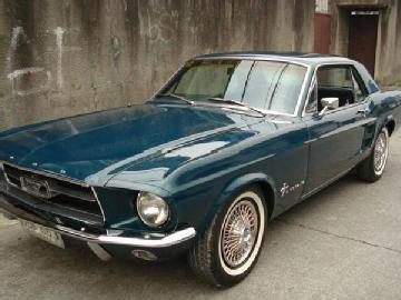 Old Mustangs For Sale >> Ford Mustang